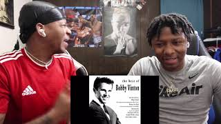 FIRST TIME HEARING Bobby Vinton - Mr. Lonely REACTION