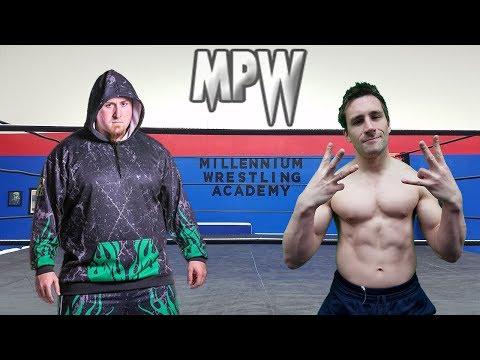 Friday Nights at the MPW Arena - Mikey O' Shea vs Dan Joseph II (5/5/17)