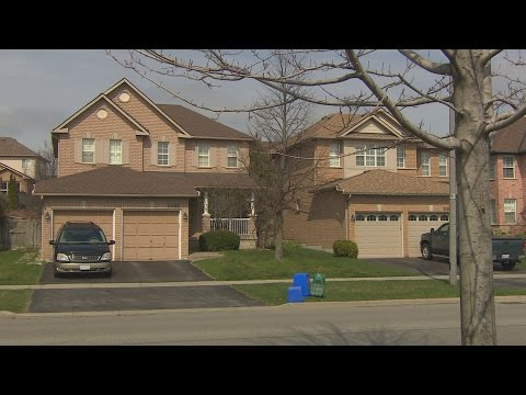 Hot housing market in the suburbs
