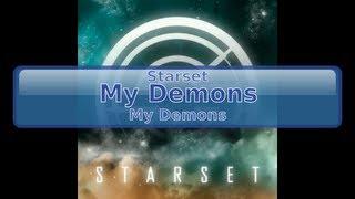 Starset - My Demons [Lyrics, HD, HQ]