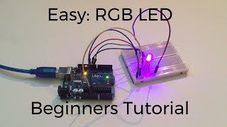 How To Use The RGB LED for Beginners! | Tutorial - Sci Ranch