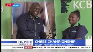 KCB Team wins 2019 Chess Championship