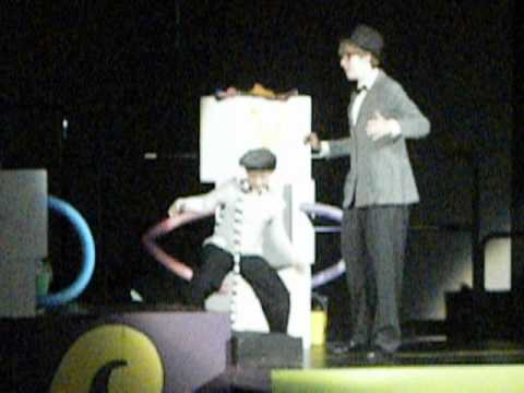 """""""Flying"""" & """"The Burping Song"""" from Willy Wonka Jr., Maryville Young Players"""
