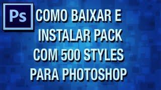 500 ESTILOS DE FONTES PARA PHOTOSHOP CS6 [2018-GRATIS]