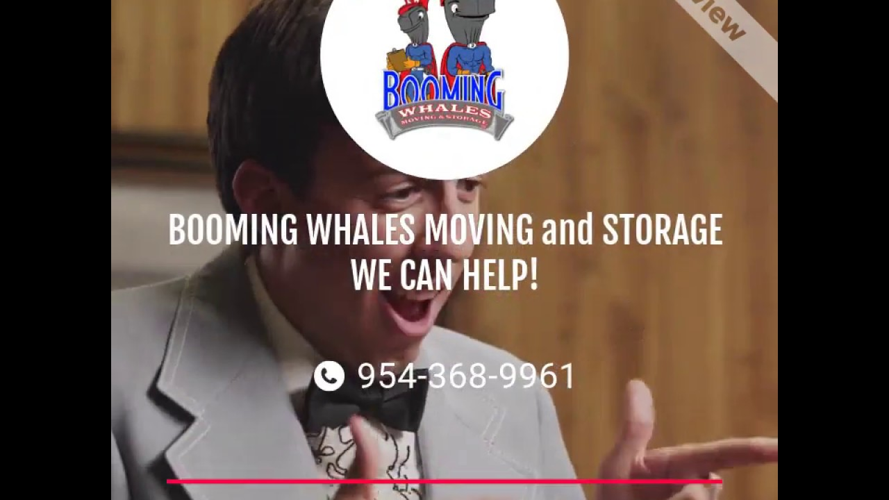 Download Booming Whales Moving and Storage 2