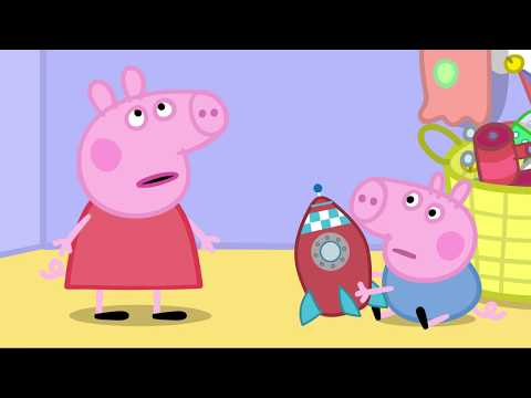 Peppa Pig Episodes - New compilation #6 (1 hour) - Cartoons for Children