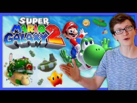Super Mario Galaxy 2 | Derivative Bliss - Scott The Woz