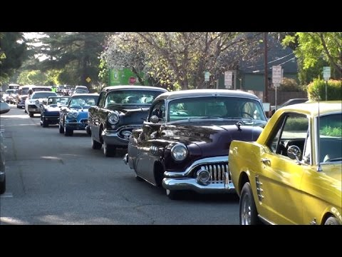 La Verne Cool Cruise 2017 - Drive-Ins