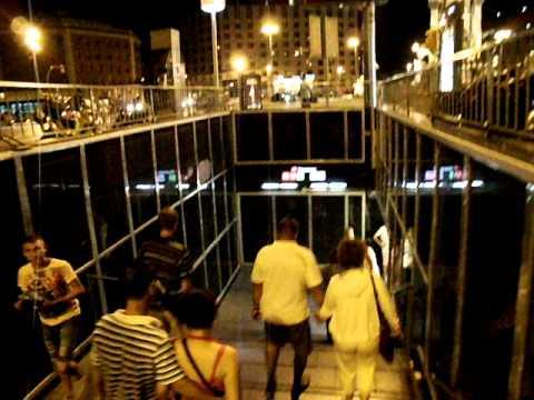 Placa Espanya and Metro, Barcelona