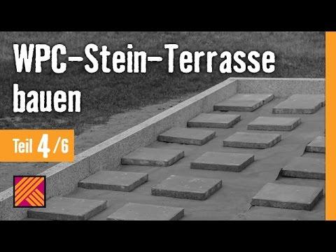 Version 2017 Wpc Stein Terrasse Bauen Kapitel 4 Untergrund Vorbereiten