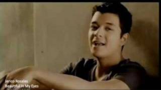 Repeat youtube video Beautiful In My Eyes by jericho rosales lyrics in description