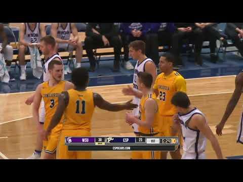 2018-19 Concordia-St. Paul Men's Basketball Vs Winona State, 12-15-18