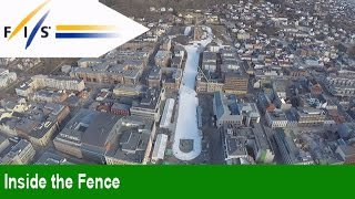 Building Drammen 2015 - A City Sprint Event - Inside The Fence