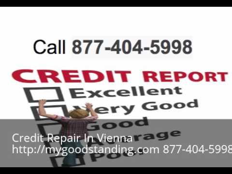 Credit Repair Vienna