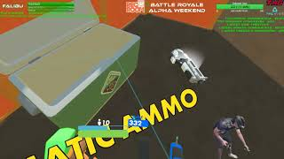 Highlight: RecRoom Royale! NEW! Battle Royale Alpha Weekend! P.S. sorry i am sick
