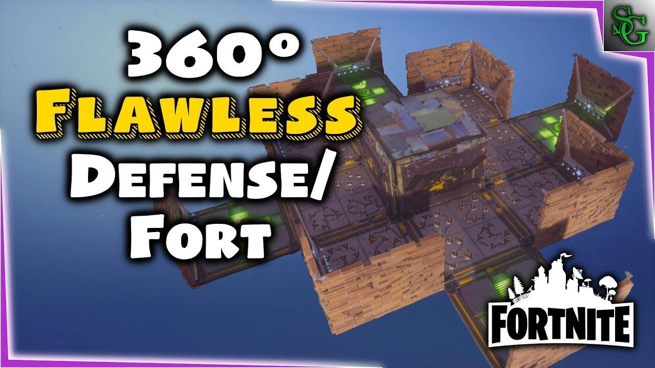 Base Building Defence Game