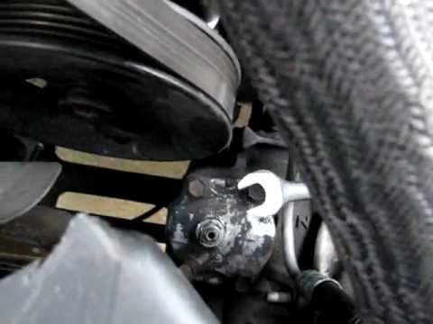 How To Adjust A Zj Steering Box Briefly Youtube