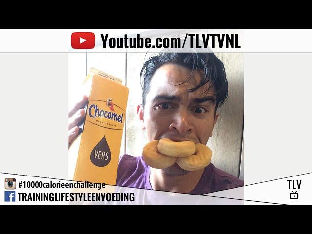 Teaser 10.000 Calorieën Challenge