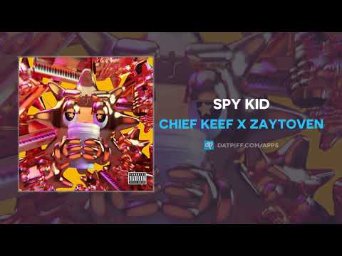 "Chief Keef ""Spy Kid"" (OFFICIAL AUDIO)"
