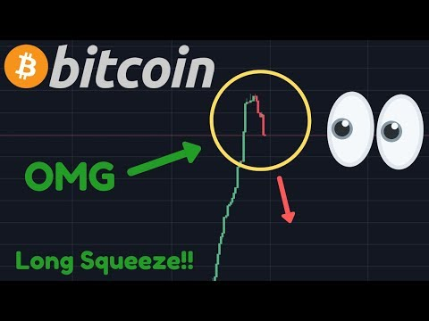 "WOW!! BITCOIN LONGS COLLAPSING!! LONG SQUEEZE?? | BIG ""BUY"" SIGNAL FLASHING!!! 