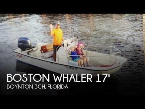 [UNAVAILABLE] Used 1979 Boston Whaler Montauk 17 in Boynton Bch, Florida