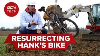 소금물, 모래, 진흙 : 행크의 자전거를 부활시킬 수 있습니까?