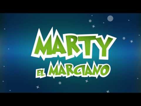 Marty el Marciano