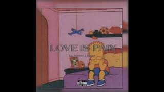 "LIL RONNY X RMBO ""LOVE IS PAIN"" ( AUDIO)"