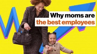 Why moms are the best employees | Lauren Smith Brody