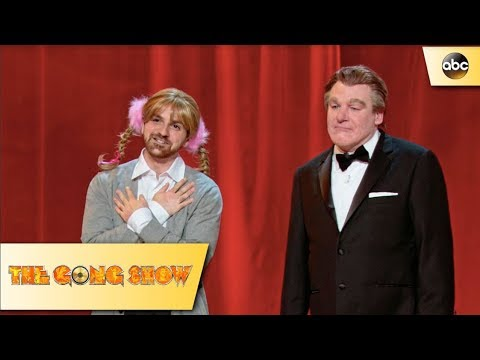 Super Famous Mike - The Gong Show