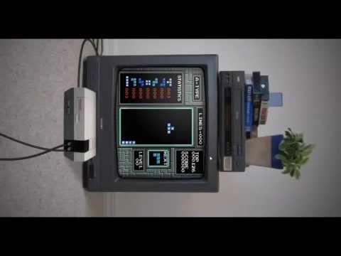 Telegiochi Flash - First Person Tetris!