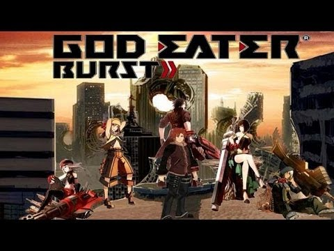 Gods Eater 1 The Movie