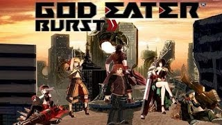 Gods Eater 1 The Movie