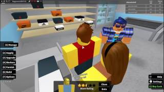 Roblox Retail Tycoon S1 #1 the beginning of the store not the worst