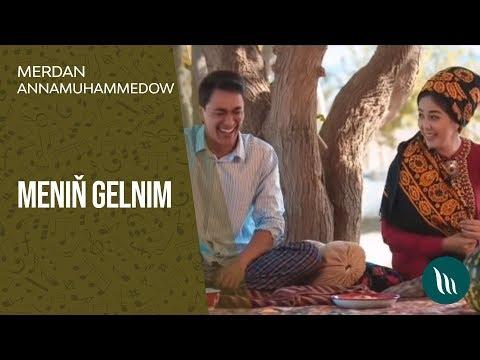 Merdan Annamuhammedow - Meniň Gelnim | 2018 (Kerim Gurbannepesow)