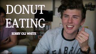 SORRY OLI WHITE - DONUT EATING