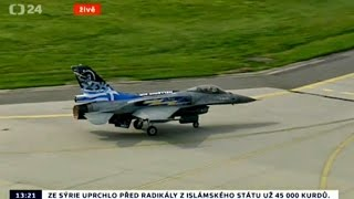 HD 1080p 20.09.14 Zeus Demo Team Flight Display @ Ostrava, NATO Days '14