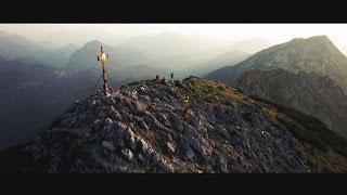Epic Drone Shots Alps at 1850m DJI Phantom 3 professional 4K MIMCK