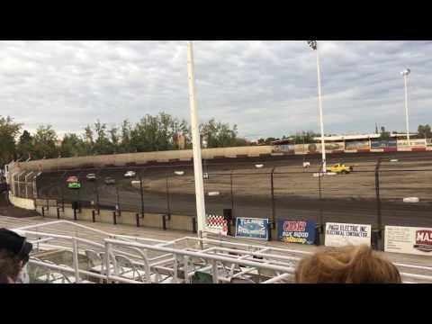 Thunderbowl Raceway 10/29/16 Hobby Heat 2