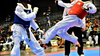 KING of TAEKWONDO old school fighter ANDRE LIMA