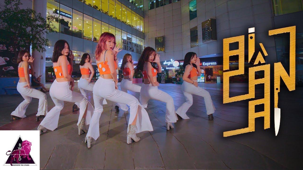 [VŨ ĐIỆU MÚA DAO] AI CẦN AI - BẢO ANH | #ACA Dance Choreography By B-Wild Vietnam DANCING IN PUBLIC