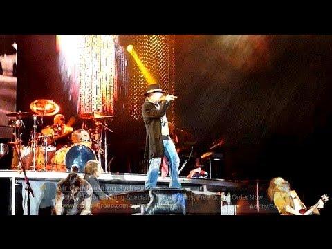 Guns N Roses - Street of Dreams