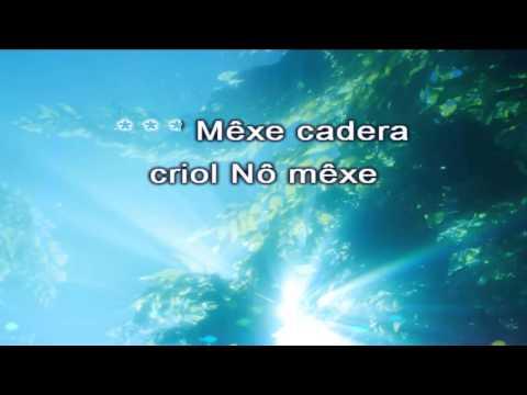 Bana - Mexe mexe - Versão Karaoke do tema