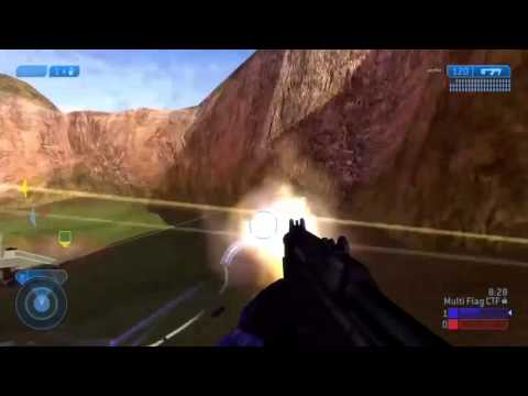 Halo MCC Clip of the Day 26 :: Juke Enemies Melee Into BXR