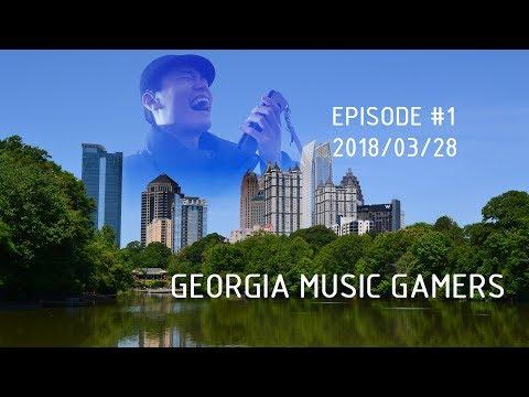 2018-03-28 - Georgia Music Gamers - PODCAST Episode #1