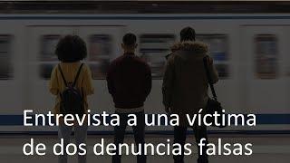 Baixar ENTREVISTA A UNA VÍCTIMA DE DOS DENUNCIAS FALSAS #DENUNCIASFALSAS