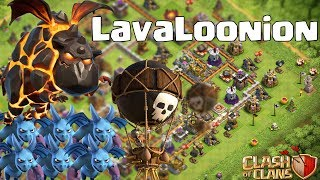 Clash of Clans ☆ LavaLoonion Power!