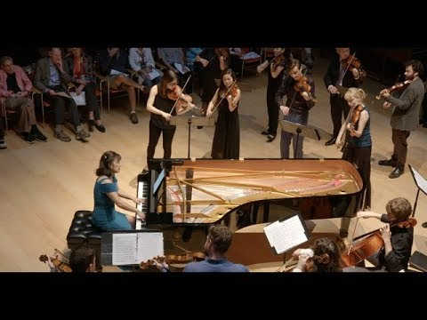 Heng-Jin  Park with A Far Cry, Elena Ruehr: Piano Concerto 10:22:17