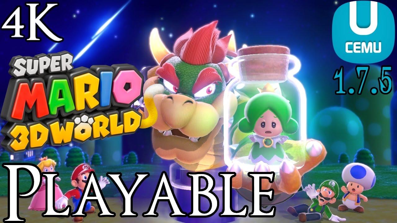 Super Mario 3D World - Cemu Wiki