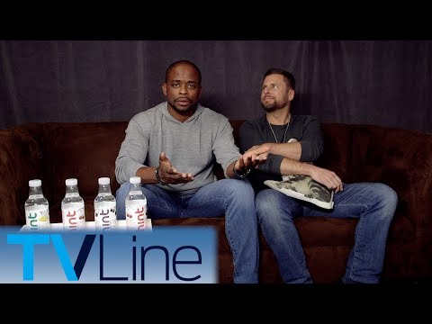 Psych: The Movie Interview & Preview | Comic-Con 2017 | TVLine